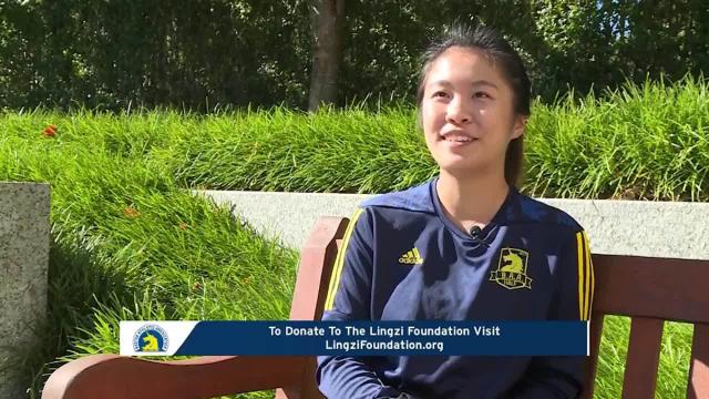 Boston Marathon runner Shevanna Yee