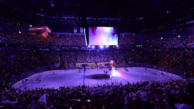 Vegas Golden Knights' T-Mobile Arena