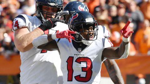 Houston Texans wide receiver Brandin Cooks