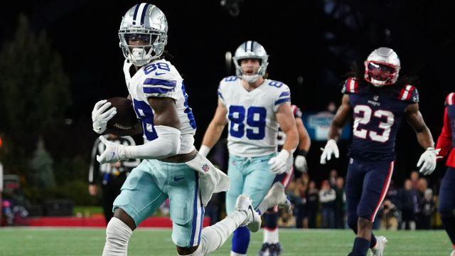 Dallas Cowboys receiver CeeDee Lamb