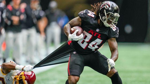 Atlanta Falcons running back Cordarrelle Patterson