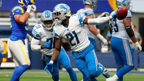 Detroit Lions free safety Tracy Walker III