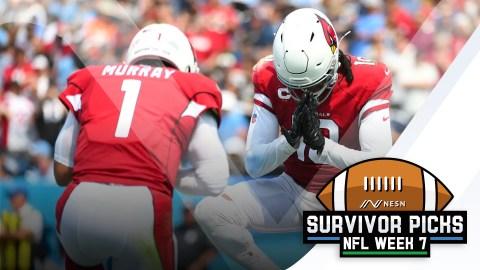 Arizona Cardinals quarterback Kyler Murray, wide receiver DeAndre Hopkins
