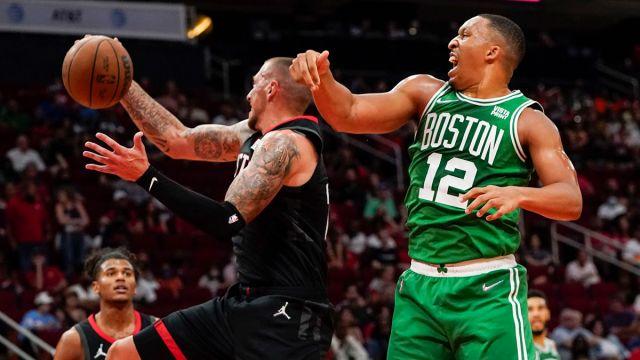 Boston Celtics forward Grant Williams