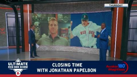 Boston Red Sox Pitcher Jonathan Papelbon